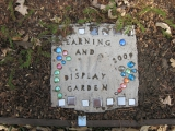 Learning Garden tiles children made